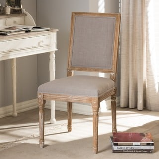 Clairette Wood Traditional French Dining Chair