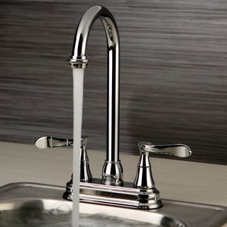 Modern Chrome Bar Faucet