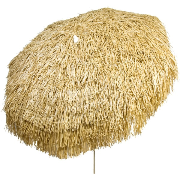 Palapa Tiki Umbrella 6 Foot Patio Umbrella Pole