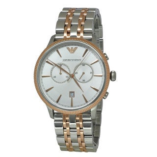 Armani Men's AR1826 Classic Two-tone Watch
