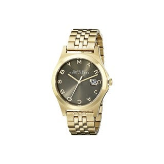 Marc Jacobs Women's MBM3349 The Slim Taupe Watch