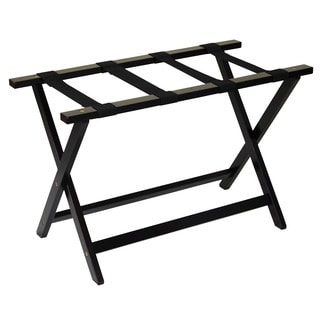 Heavy Duty 30-inch Extra Wide Luggage Rack