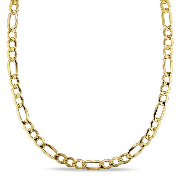 10K Yellow Gold 2.9 Light Rope Chain in 18 inch 22 inch 30 inch 20 inch 24 inch