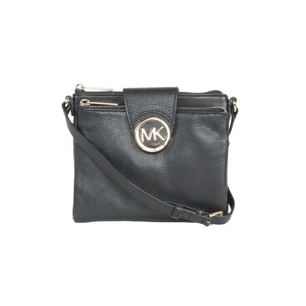 1ebe0f15782f Michael Kors Black Crossbody Handbags Fulton   Stanford Center for ...