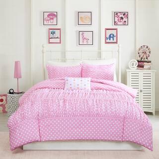 pink bedroom sets. Mi Zone Penelope 4 piece Comforter Set Pink Sets For Less  Overstock com