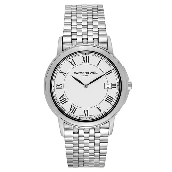 646d34250d9 Shop Raymond Weil Men s 5466-ST-00300  Tradition  Stainless Steel ...