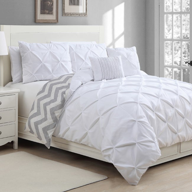 Avondale Manor Ella Reversible 5-piece Duvet Cover Set (W...