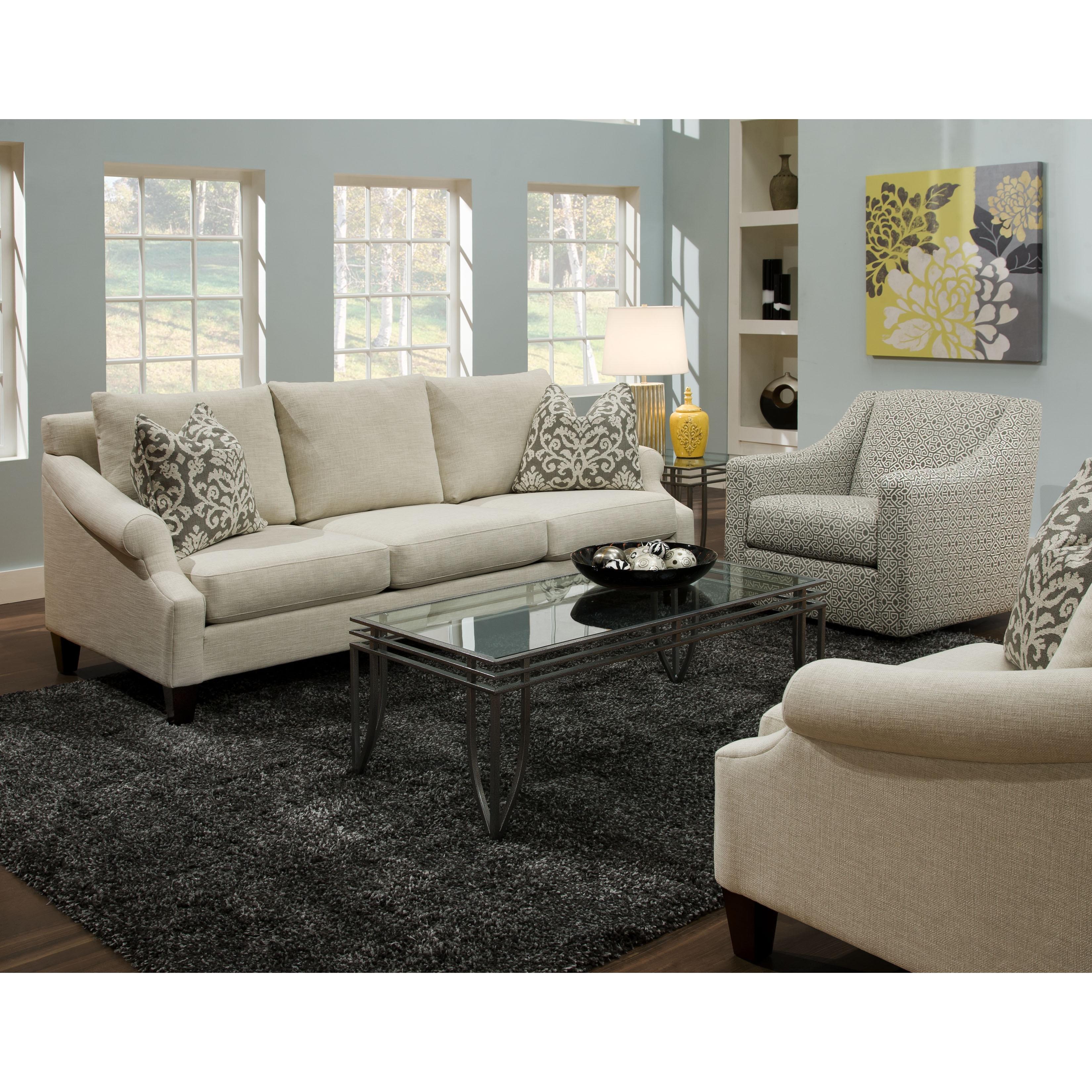 Bauhaus Hadley Sintra Extra Long Sofa