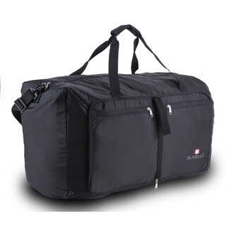 Suvelle Travel Duffel Bag 29-inch Foldable Lightweight Duffle Bag