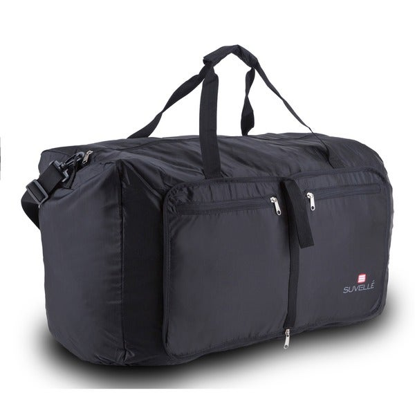 Shop Suvelle Travel Duffel Bag 29-inch Foldable Lightweight Duffle ... f430fe9a1a7d3