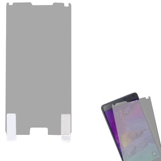 INSTEN Clear Screen Protector For Samsung Galaxy Note 4