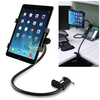 INSTEN Universal 360-degree Gooseneck Tablet Holder For 4.92 - 9.65-inch Apple Samsung Tablet