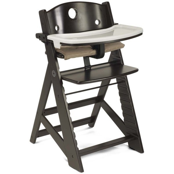 Keekaroo Height Right Espresso High Chair