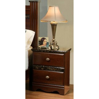 Sandberg Furniture Camden 2-drawer Nightstand