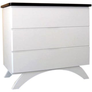 Eden Baby Furniture Madison White 3-drawer Dresser