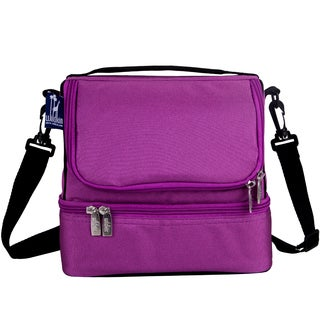 Wildkin Orchid Double Decker Lunch Bag
