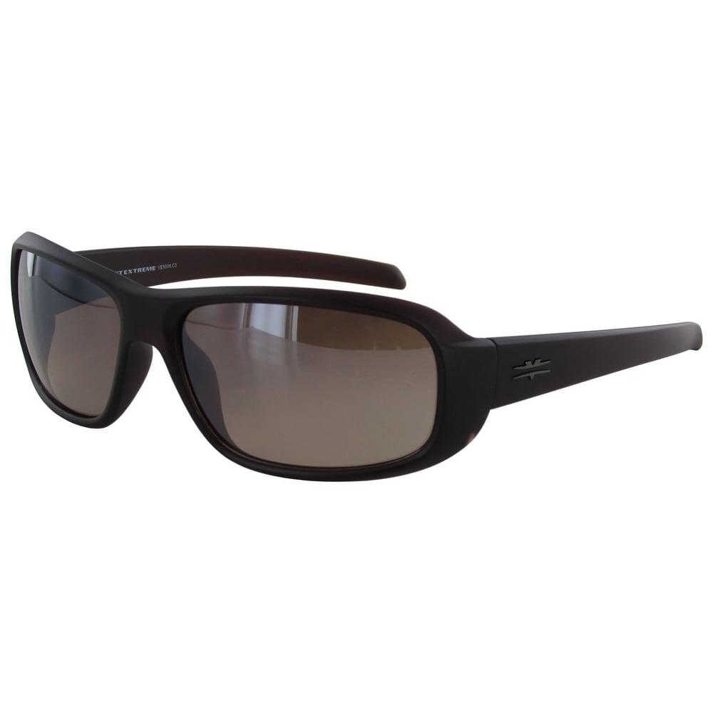 Ski Sport Sunglasses Red Black Grey Polarised Case Included SP06 Col 2