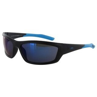 Vuarnet Extreme VE5007 Athletic Sport Wrap Sunglasses (Option: Blue)