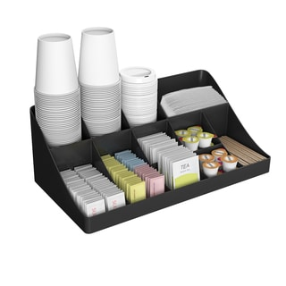 Pioneer Coffee Condiment Organizer