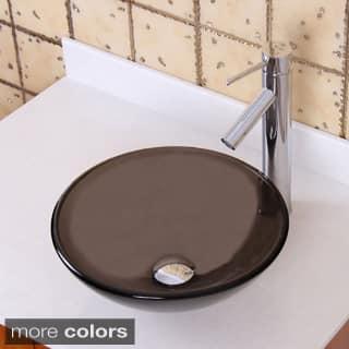 Buy 5 11 Inch Vessel Bathroom Sinks Online At Overstock