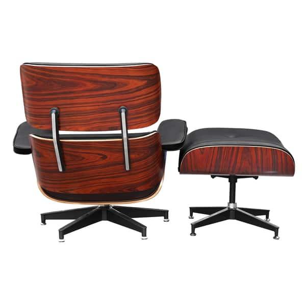 Zitza Lounge Stoel.Shop Zita Ease Lounge Chair And Ottoman Set Overstock 9766228