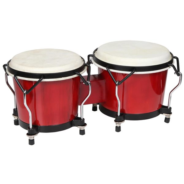 Handmade X8 Drums Endeavor Red Bongos (China)