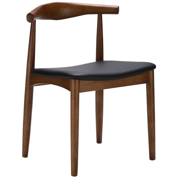 Poly and Bark Keren Solid Wood Dining Chair