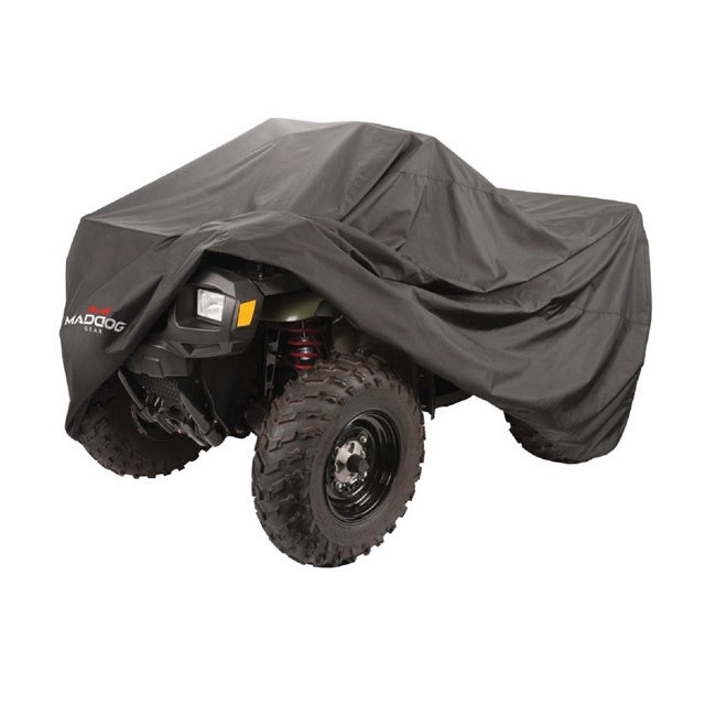 MadDog Gear All Weather Protection Cover (ATV), Black