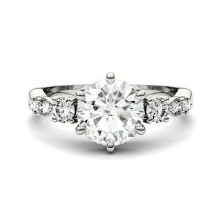49b40d61d7bb3 5 Stone Engagement Rings | Shop Online at Overstock