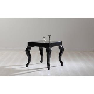 Black Lacquer Side Table Free Shipping Today Overstockcom