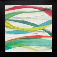 Tandi Venter 'Heatwave l' Framed Artwork