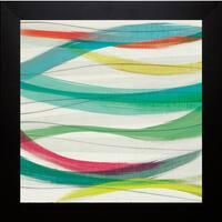 Tandi Venter 'Heatwave ll' Framed Artwork