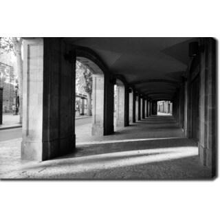 Barcelona' Photography Canvas Art