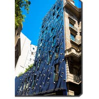 Barcelona' Photography Canvas Art