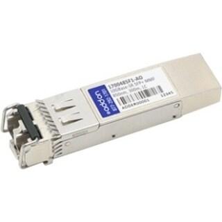AddOn AdTran 1700485F1 Compatible TAA Compliant 10GBase-SR SFP+ Trans