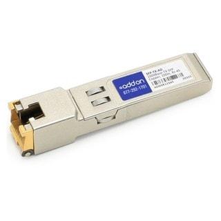AddOn Citrix SFP-TX Compatible TAA Compliant 1000Base-TX SFP Transcei