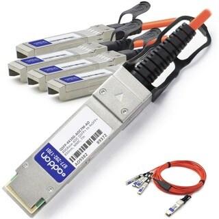 AddOn Cisco QSFP-4X10G-AOC7M Compatible TAA Compliant 40GBase-AOC QSF