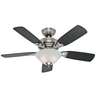 Buy hunter fan ceiling fans online at overstock our best buy hunter fan ceiling fans online at overstock our best lighting deals aloadofball Images