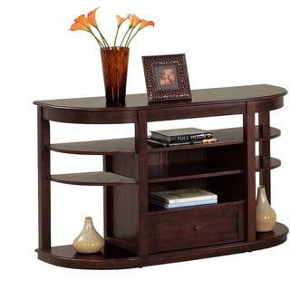 Sebring Medium Ash Sofa/ Console Table