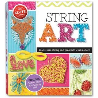 String Art Book Kit-