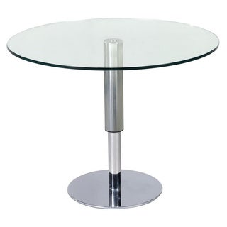 Somette 38-inch Round Hi/Low Dining Table