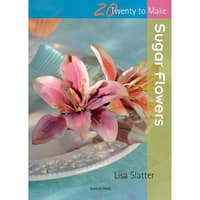 Search Press Books-20 To Make Sugar Flowers
