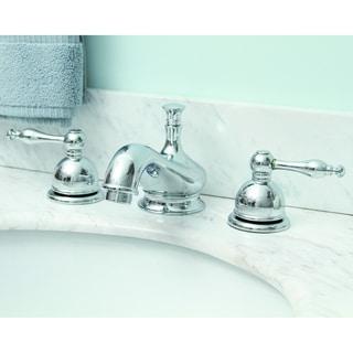 Premier Wellington Lead-free Double-handle Chrome Bathroom/ Lavatory Faucet