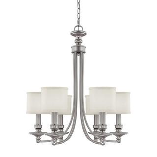 Capital Lighting Hammond Collection 6 Light Matte Nickel