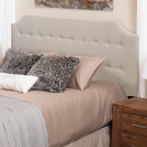 Christopher Knight Home Lynnwood Adjustable King/ California King Fabric Headboard