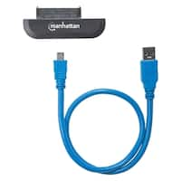 "Manhattan SuperSpeed USB 3.0 to SATA 2.5"" Adapter"