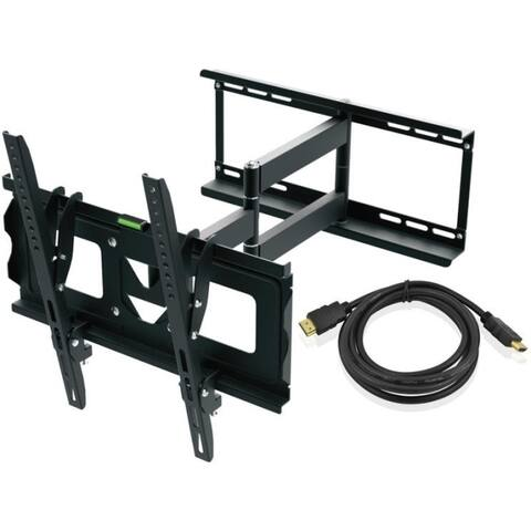 Ematic EMW5104 Wall Mount for TV, Monitor - Black