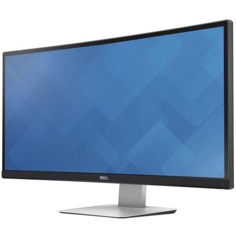 """Dell UltraSharp U3415W 34"""" WQHD Curved Screen LED LCD Monitor - 21:9"""