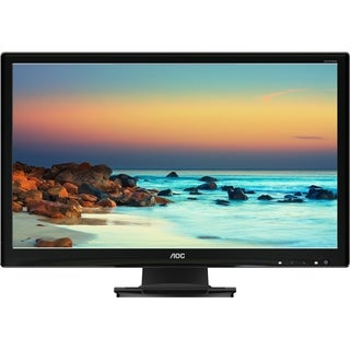"AOC E2727SHE 27"" LED LCD Monitor - 16:9 - 5 ms"