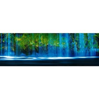 Haim Laferie 'Peace of Mind' Plexiglass Photograph Wall Art